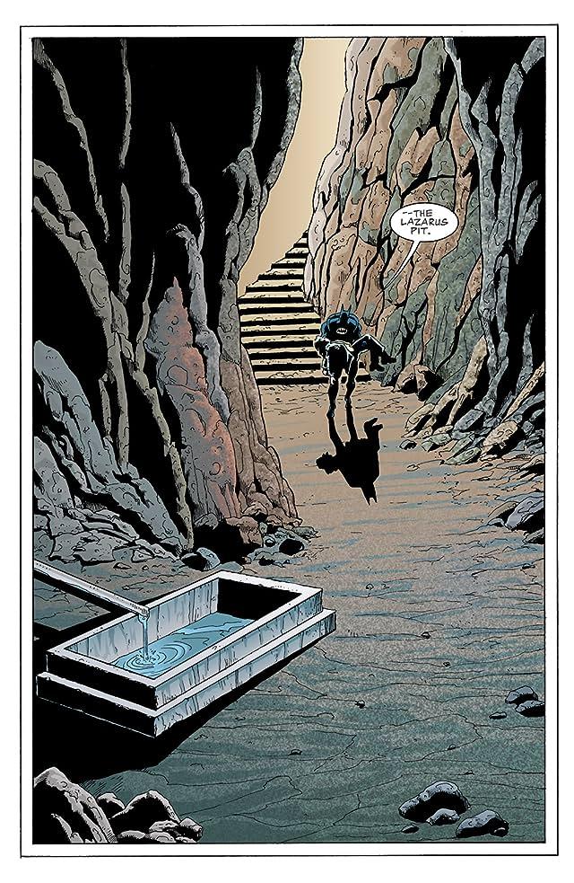Batman: Legends of the Dark Knight #145