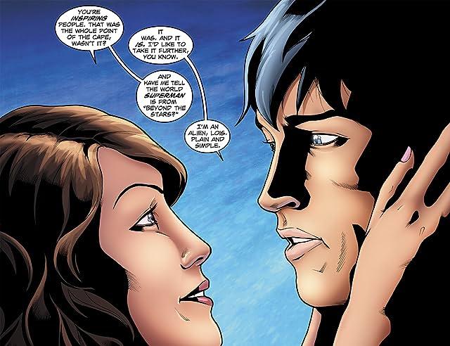 click for super-sized previews of Smallville: Season 11 #2