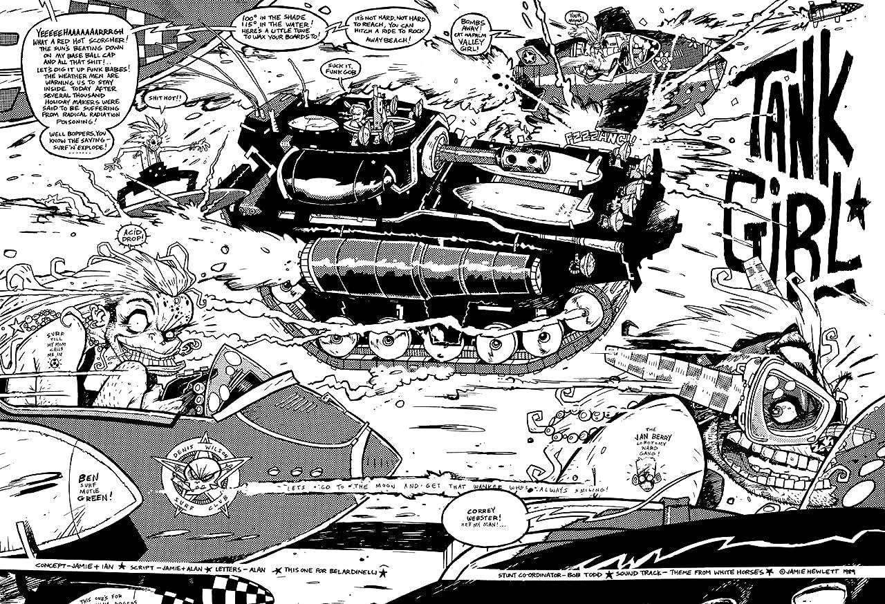 Tank Girl Classic #3