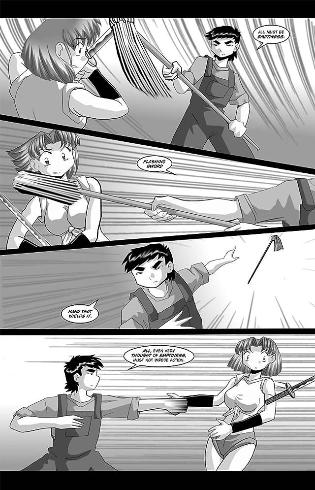 Ninja High School #108