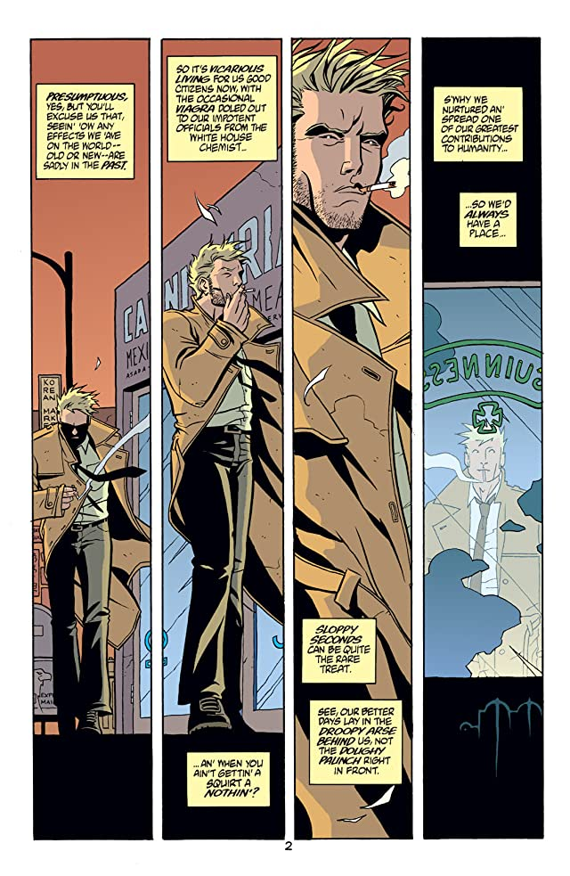 click for super-sized previews of Hellblazer #169