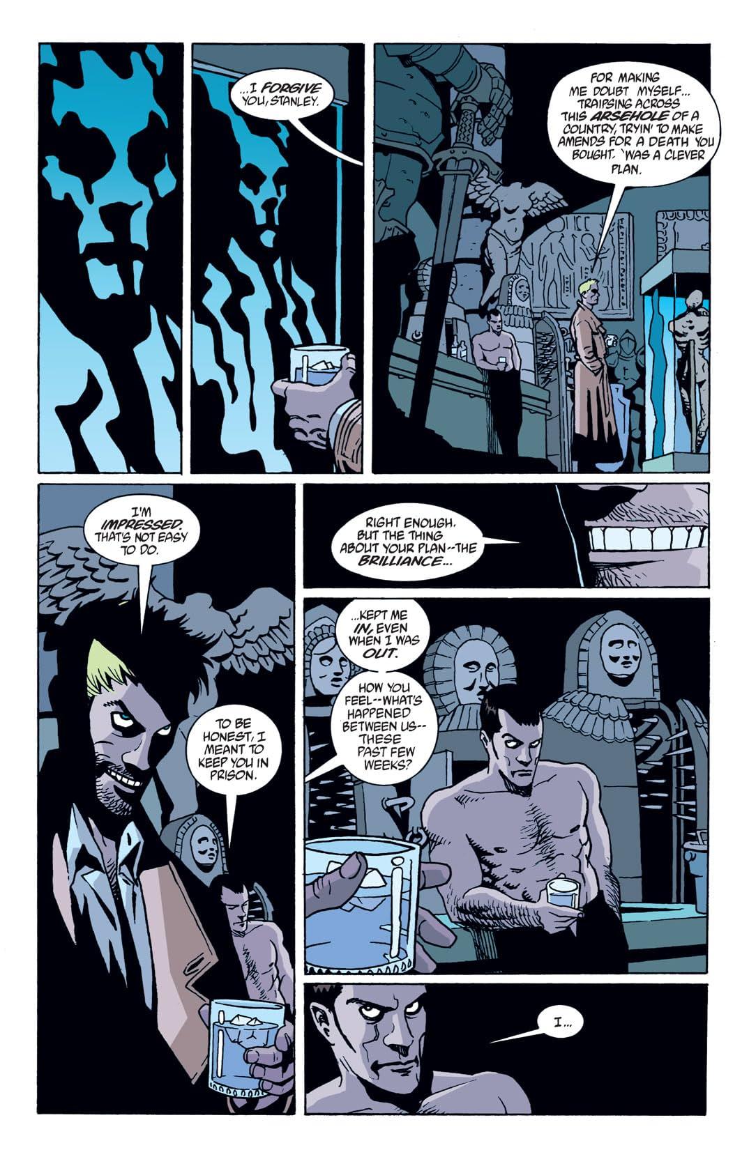 Hellblazer #173