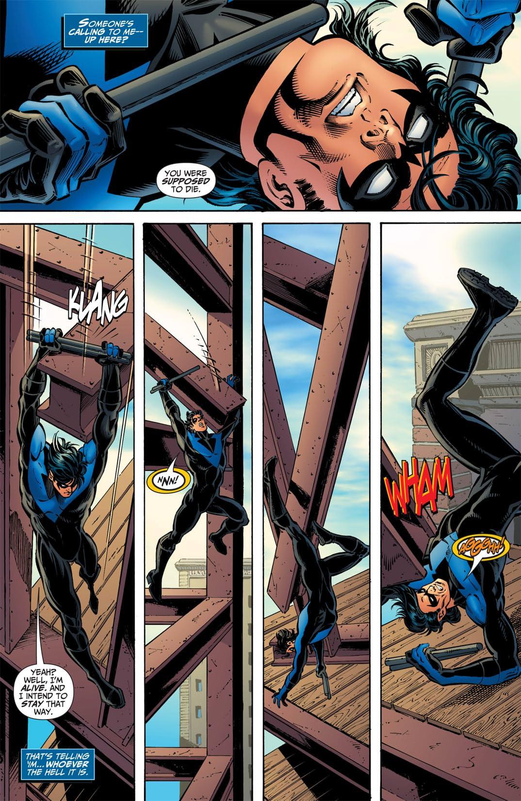 Nightwing (1996-2009) #125
