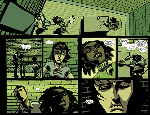 click for super-sized previews of Powers (2009-2012) #4