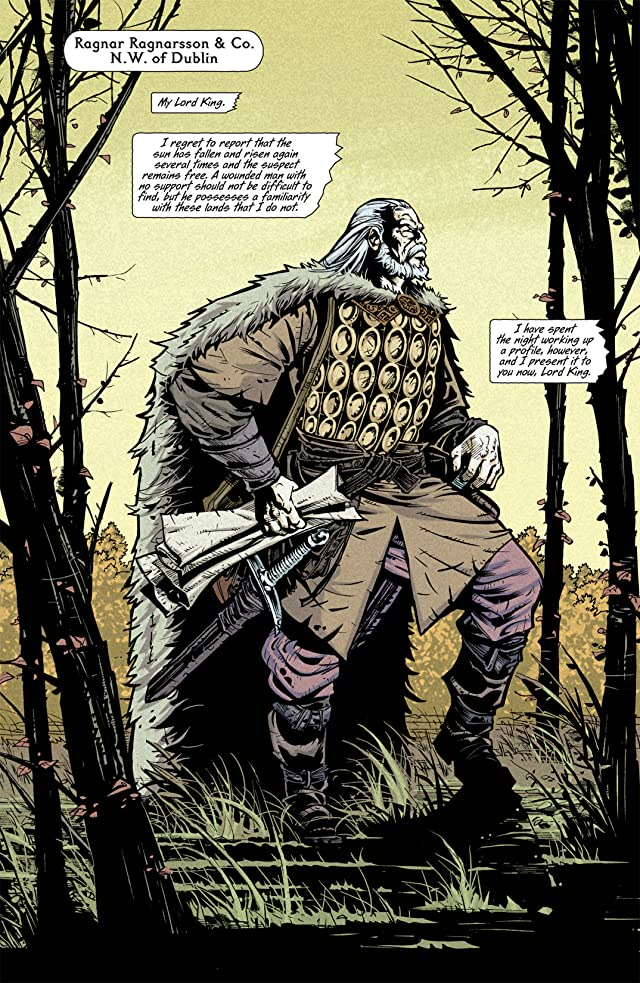 click for super-sized previews of Northlanders #12