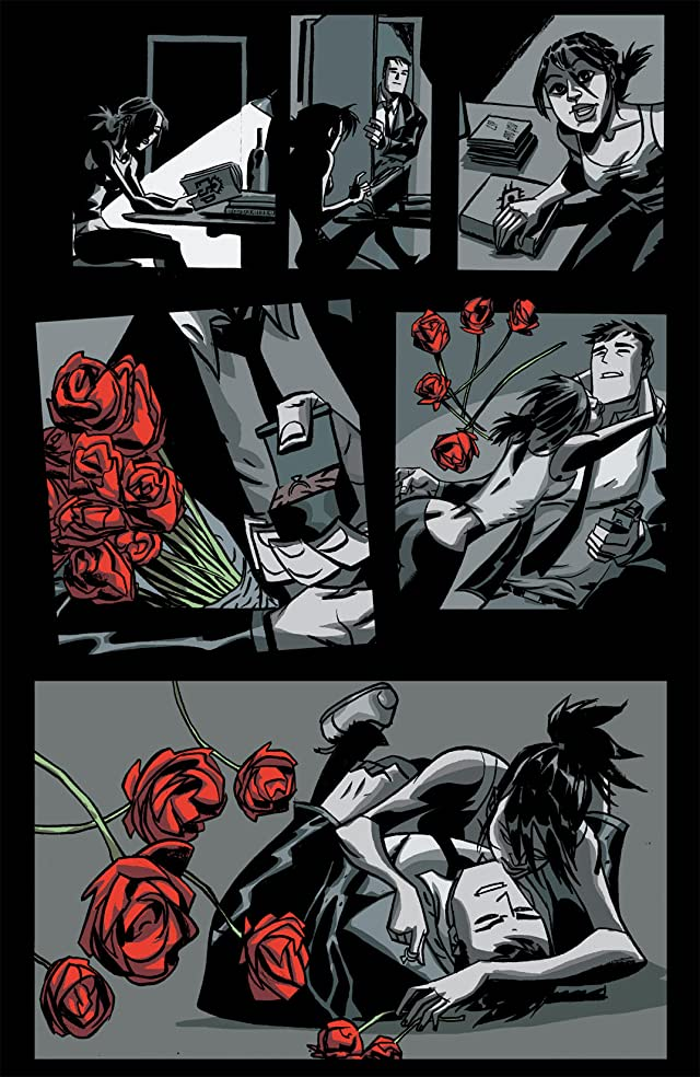 click for super-sized previews of Powers (2009-2012) #5