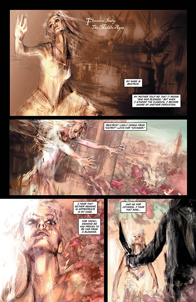 click for super-sized previews of Dante's Inferno #1 (of 6)