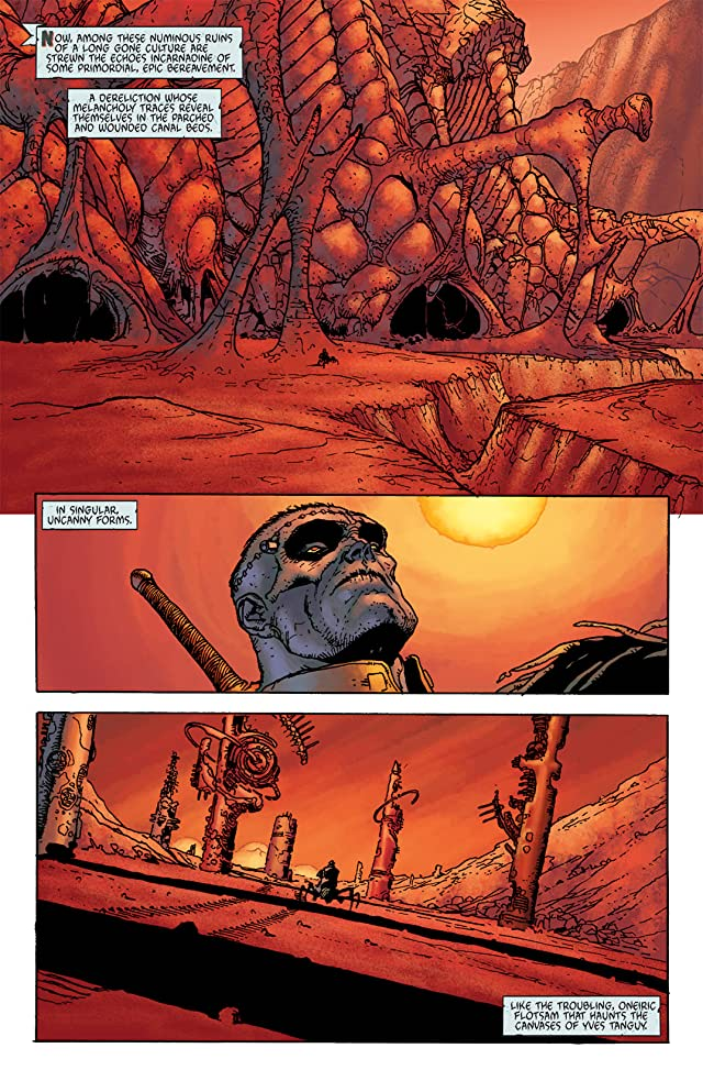 click for super-sized previews of Seven Soldiers: Frankenstein #2