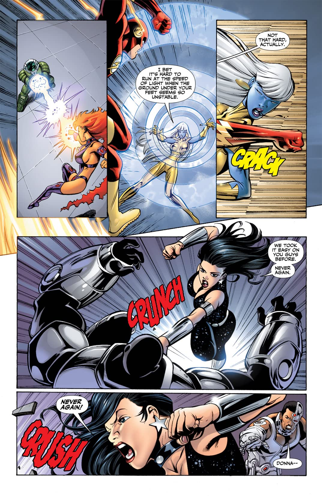 Titans (2008-2011) #21