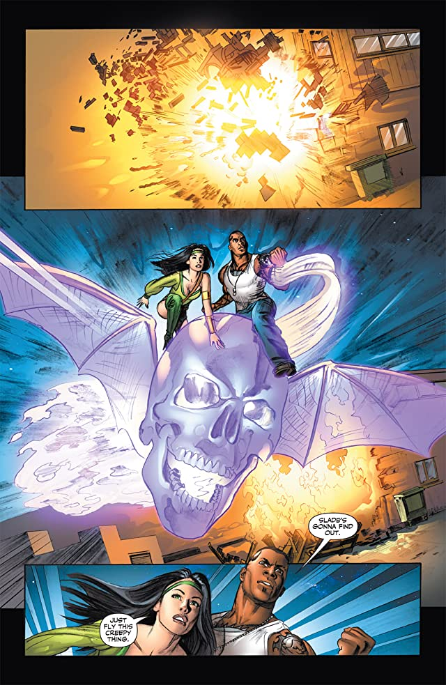 click for super-sized previews of Titans (2008-2011) #24