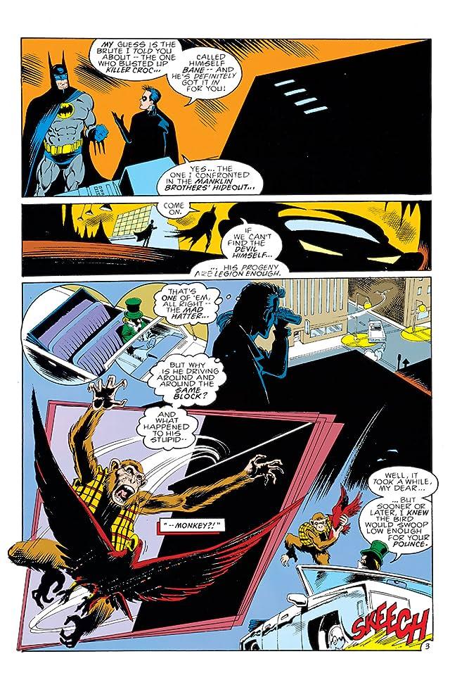 Batman (1940-2011) #492