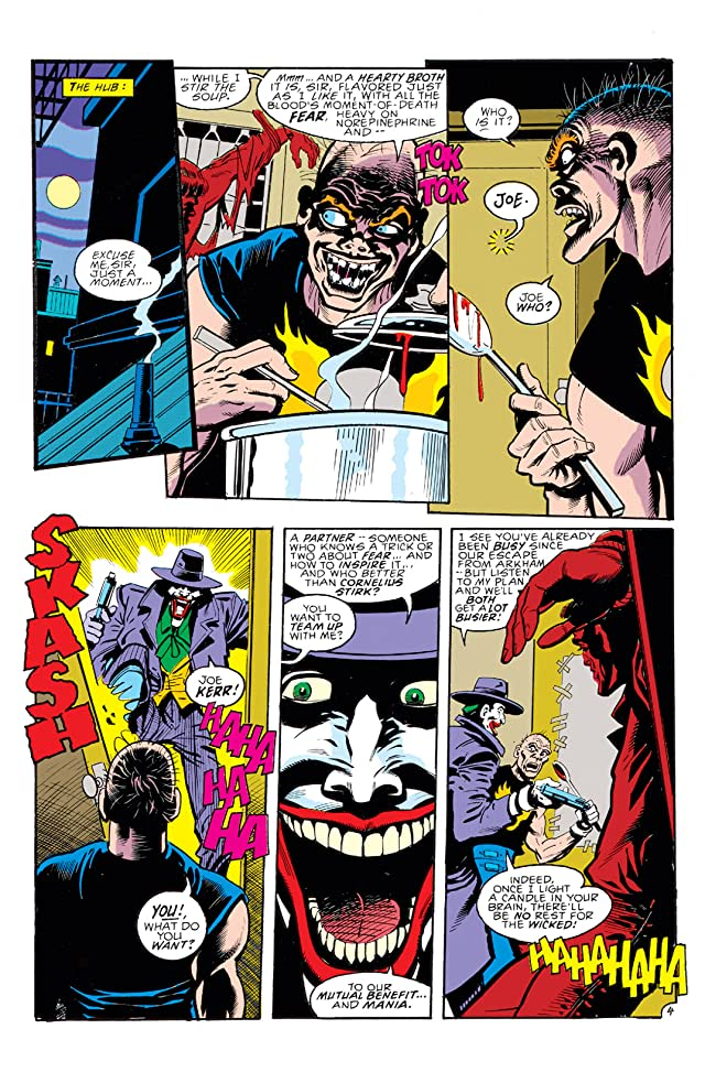 click for super-sized previews of Batman (1940-2011) #494