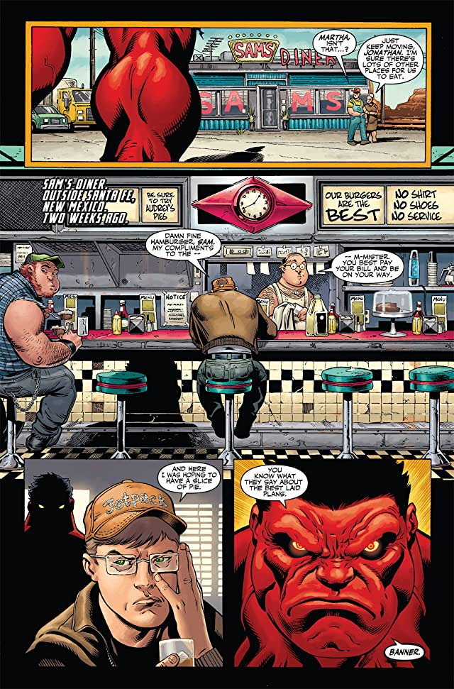 click for super-sized previews of Hulk (2008-2012) #21