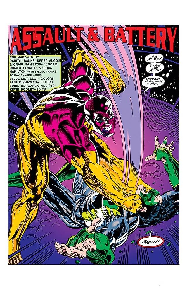 Green Lantern (1990-2004) #55