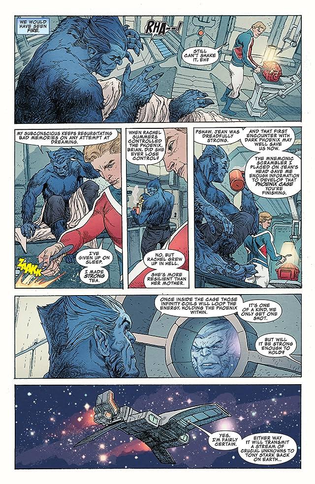 click for super-sized previews of Secret Avengers (2010-2012) #26