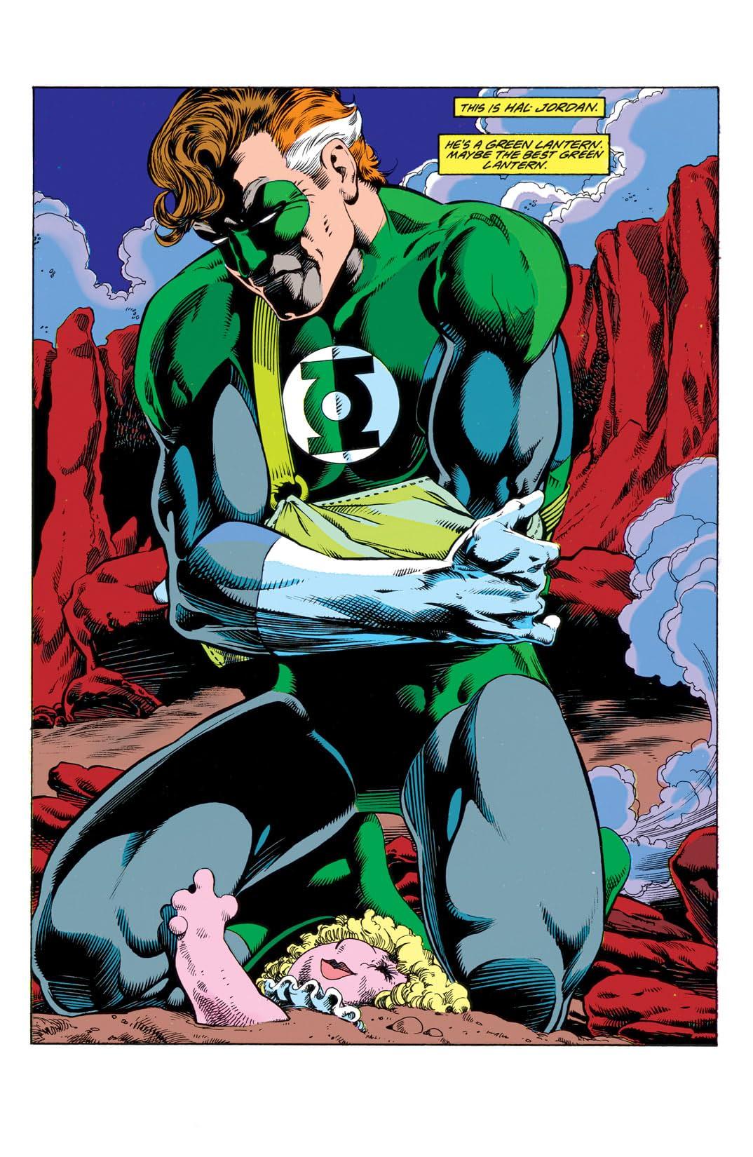 Green Lantern (1990-2004) #48
