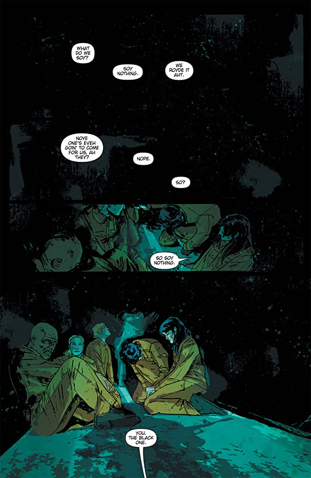 click for super-sized previews of The Activity #5