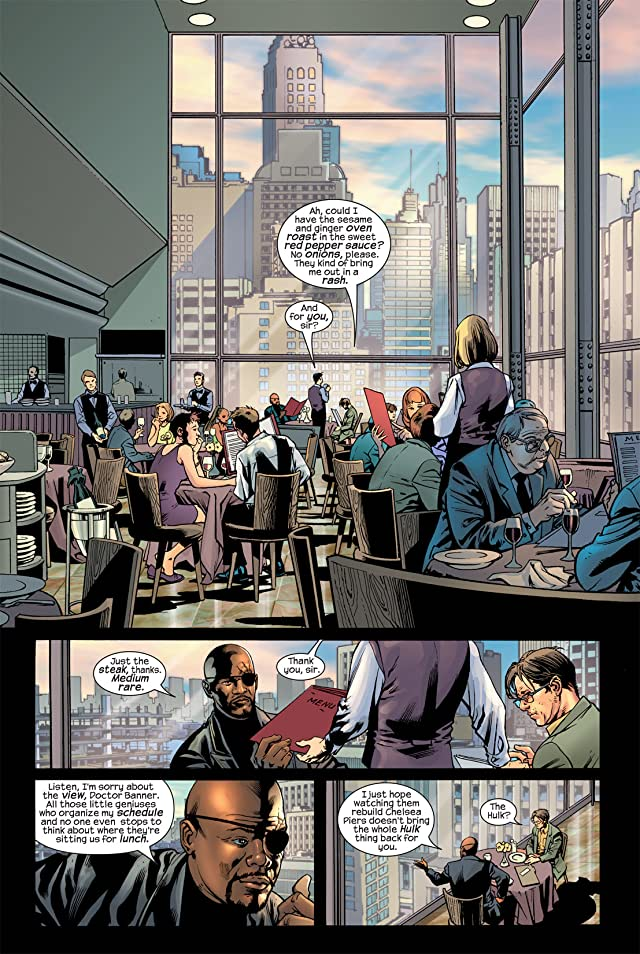 click for super-sized previews of Ultimates #2