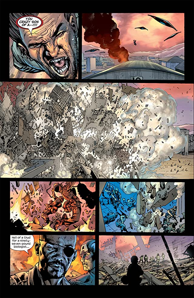 click for super-sized previews of Ultimates #13