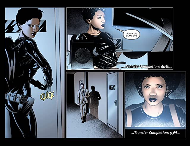 click for super-sized previews of Beyond the Fringe #2: Chapter B