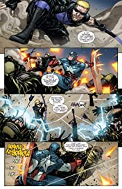 Captain America and Hawkeye #629
