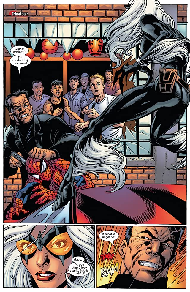 click for super-sized previews of Ultimate Spider-Man (2000-2009) #82