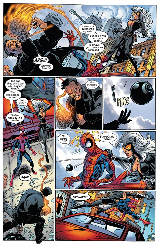 Ultimate Spider-Man (2000-2009) #82