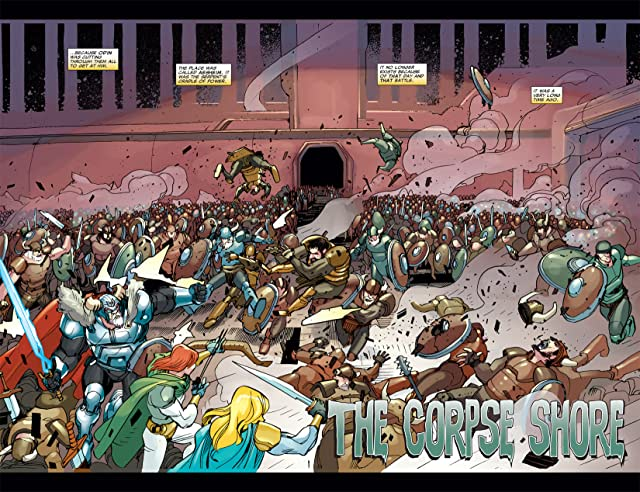 click for super-sized previews of New Mutants (2009-2011) #31
