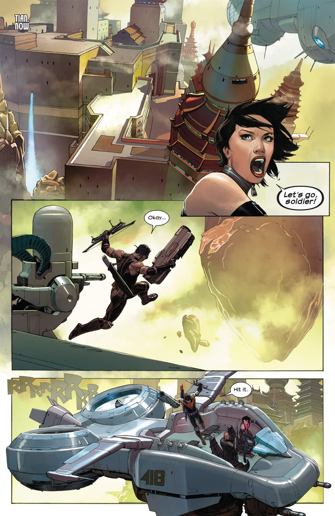 Ultimate Comics Ultimates #9