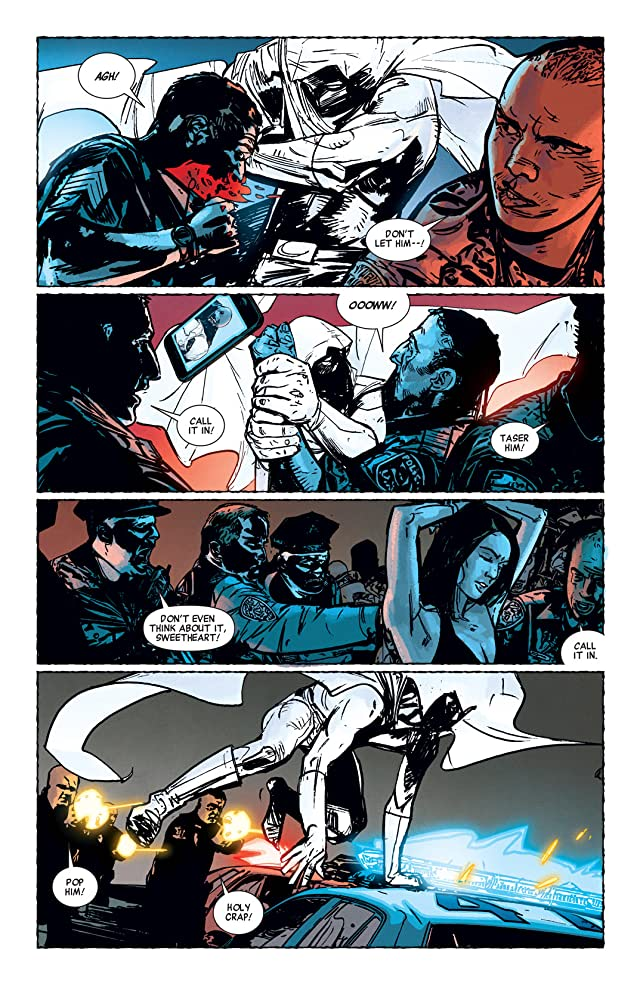 click for super-sized previews of Moon Knight (2010-2012) #5