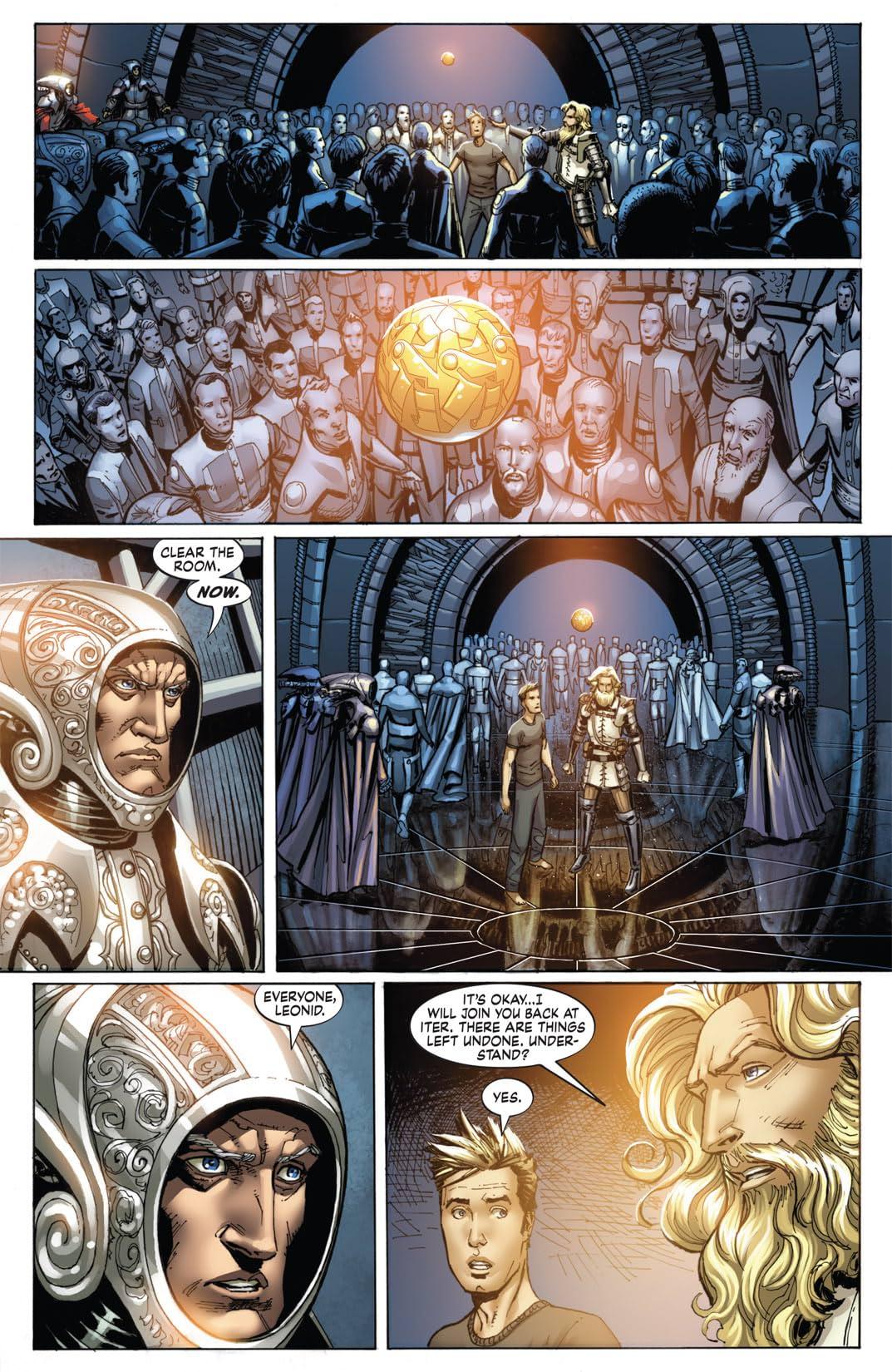 S.H.I.E.L.D. #4