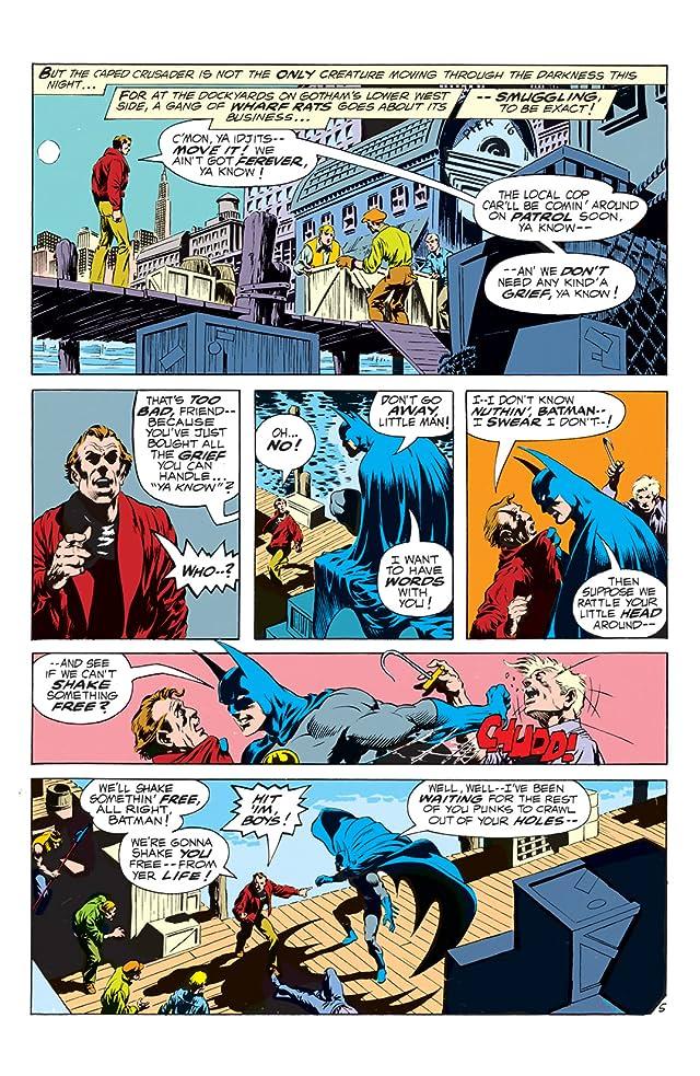Swamp Thing (1972-1976) #7