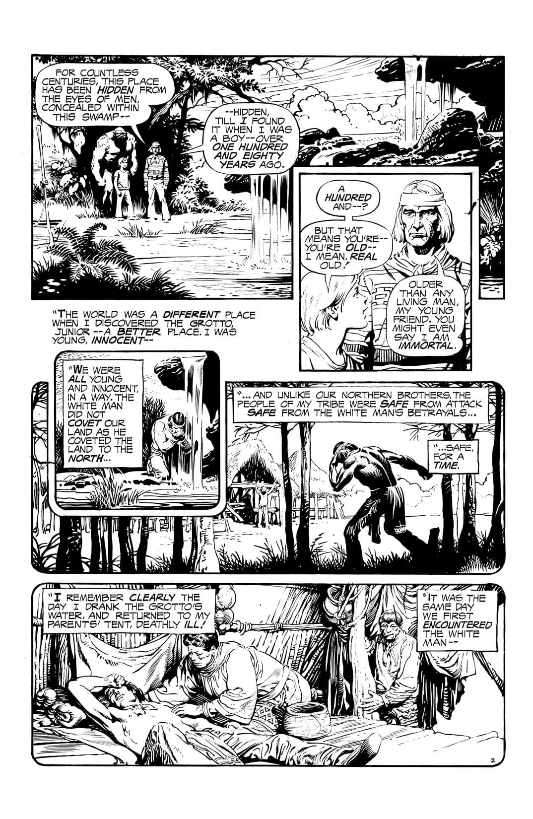 Swamp Thing (1972-1976) #20