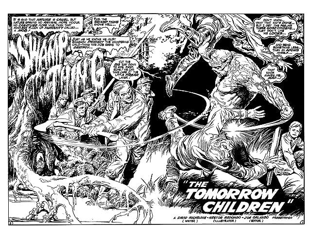 Swamp Thing (1972-1976) #14