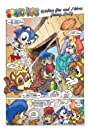 click for super-sized previews of Sonic Select: Book Five