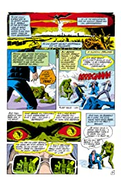The Saga of the Swamp Thing (1982-1996) #12