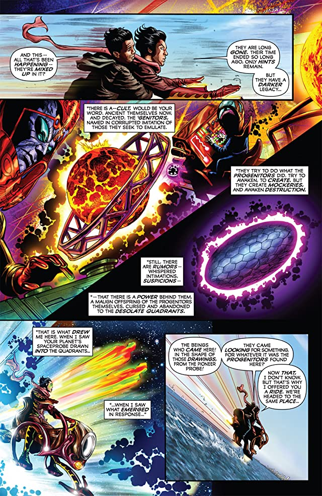 click for super-sized previews of Kirby: Genesis #7