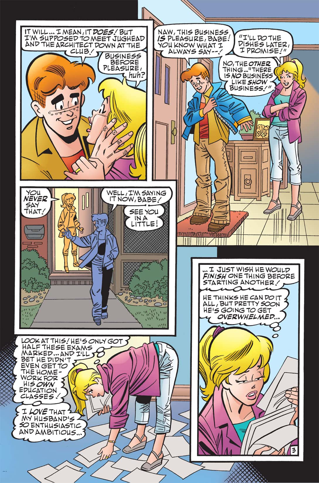 Archie Marries Betty #15