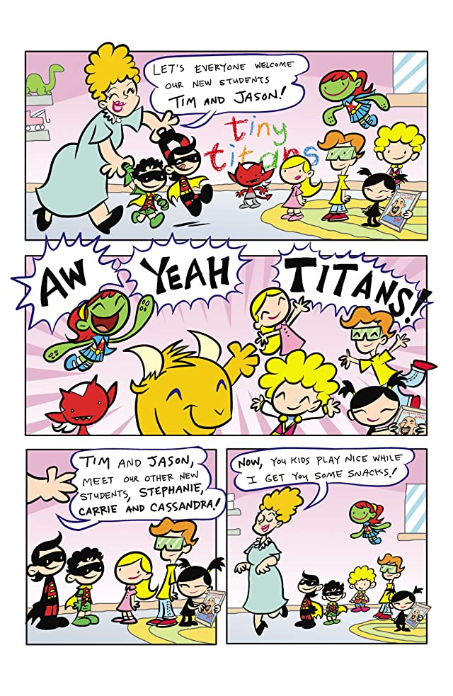 Tiny Titans #33