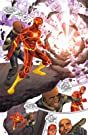 click for super-sized previews of The Flash (2011-) #8