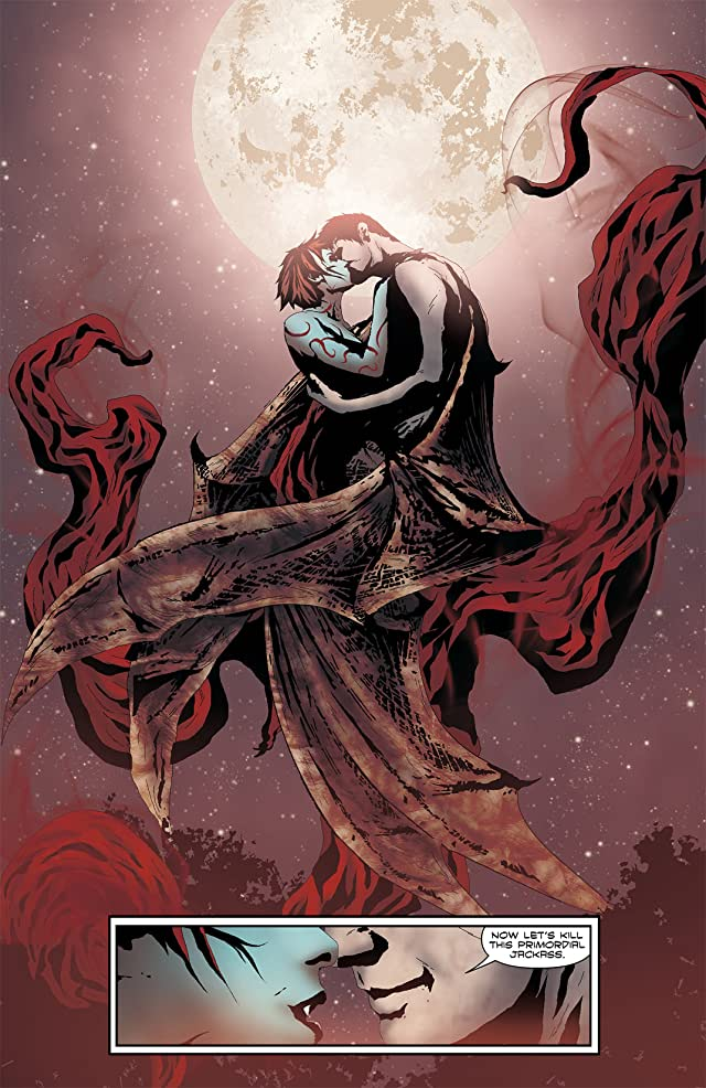 click for super-sized previews of I, Vampire (2011-2013) #8
