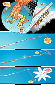 The Fury of Firestorm: The Nuclear Men (2011-2013) #8