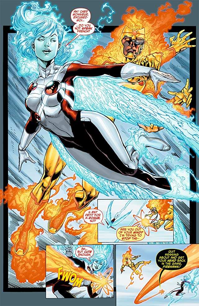 click for super-sized previews of The Fury of Firestorm: The Nuclear Men (2011-2013) #8
