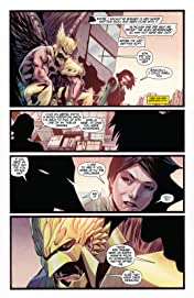 The Savage Hawkman (2011-2013) #8
