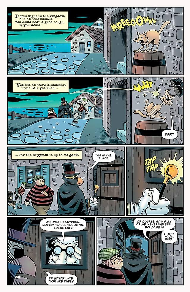 Roger Langridge's Snarked #6
