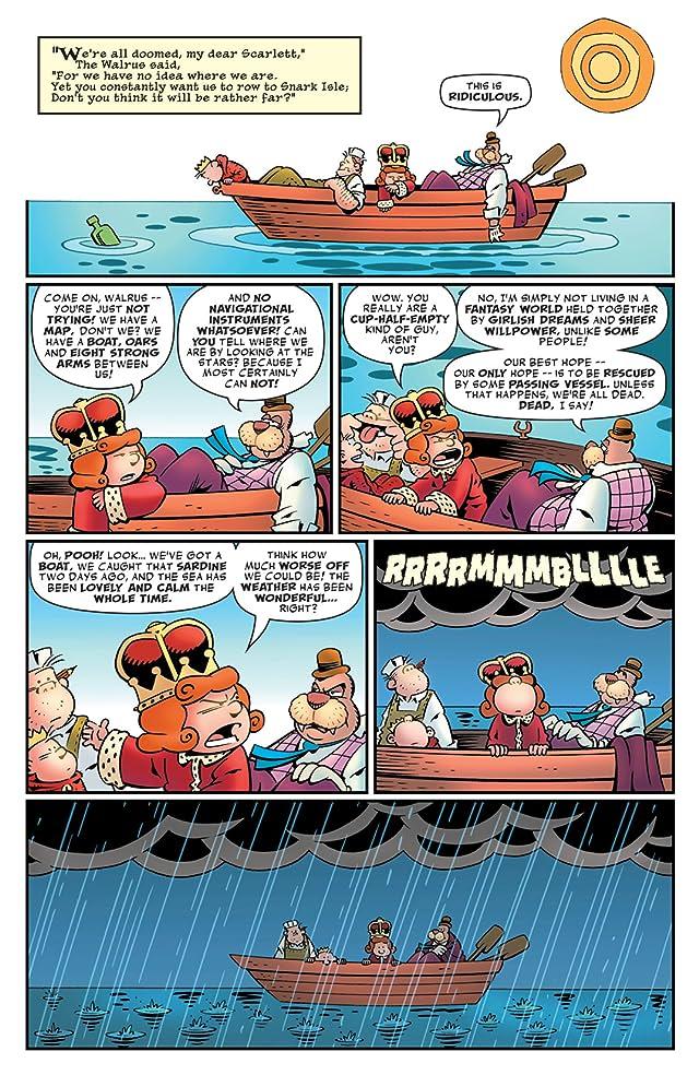 Roger Langridge's Snarked #7