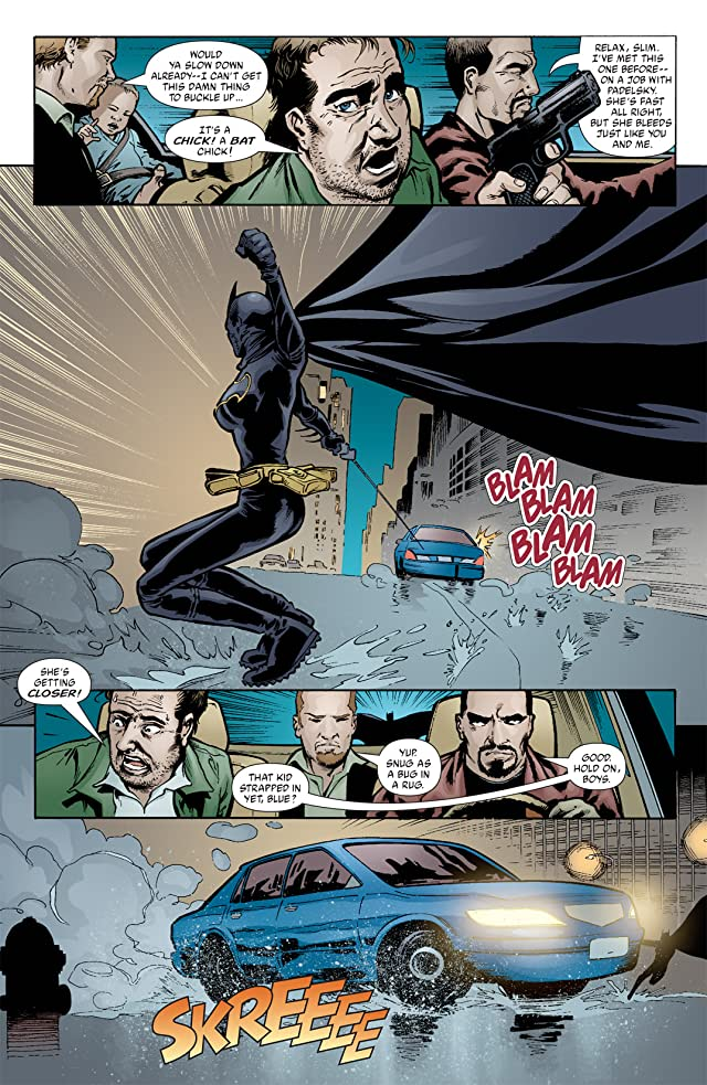 Batgirl (2000-2006) #48