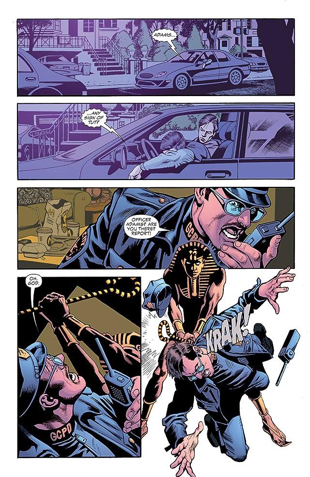 click for super-sized previews of Batman Confidential #28