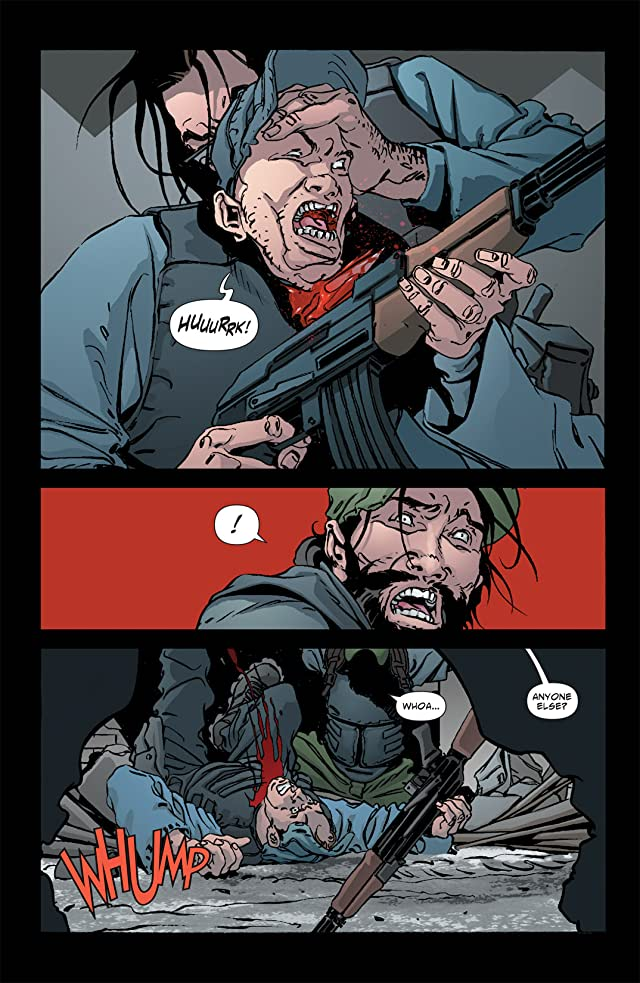 click for super-sized previews of DMZ #39