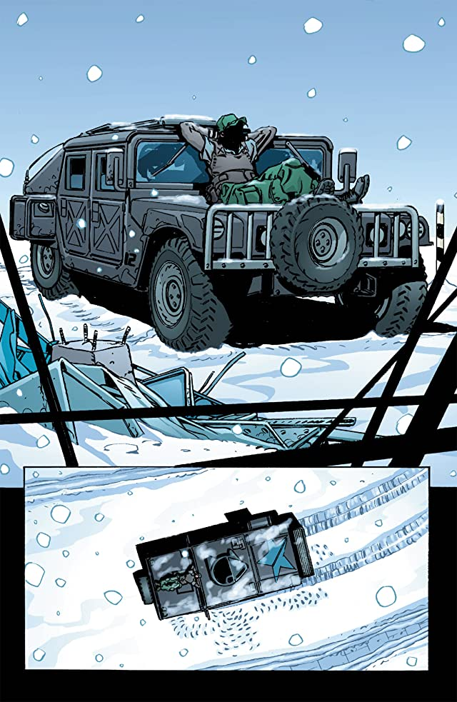 click for super-sized previews of DMZ #40